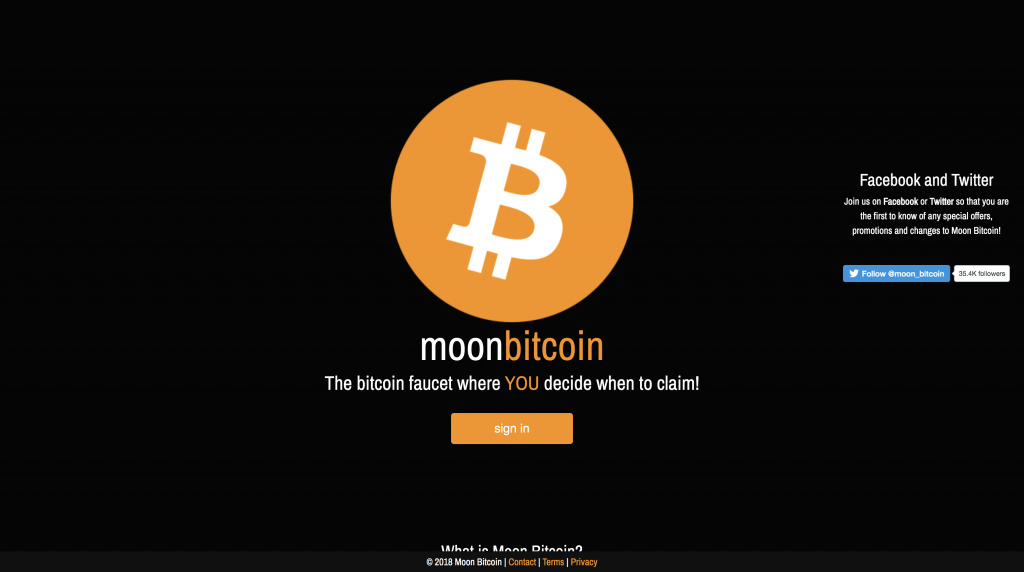 moonbitcoin faucet